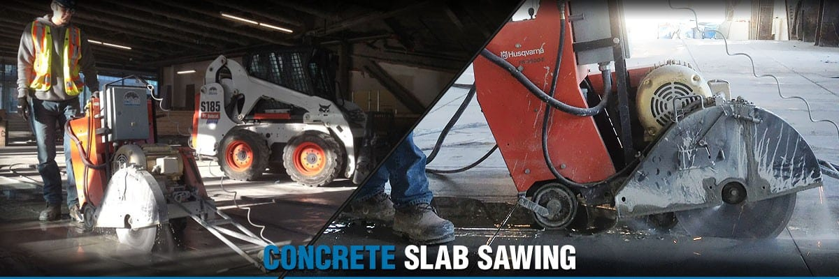 Permalink to: Concrete Slab Sawing