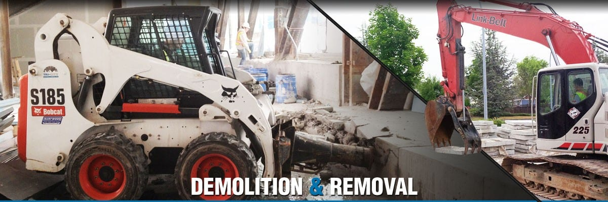 Permalink to: Concrete Demolition and Removal
